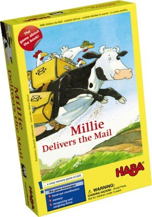 Haba Millie Delivers the Mail