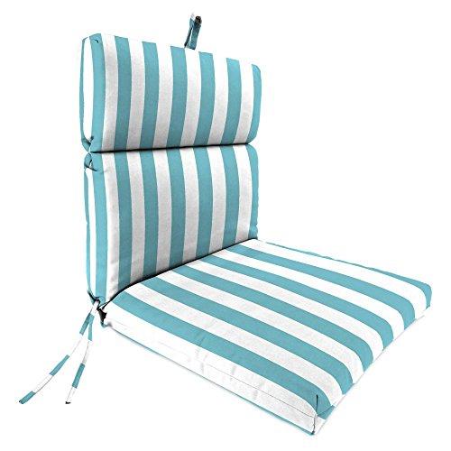 Jordan Manufacturing 44 x 22 in. Outdoor Chair Cushion (Cushions Replacement Jordan)