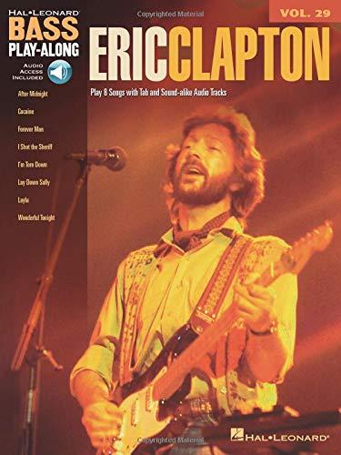Eric Clapton: Bass Play-Along Volume 29 ()