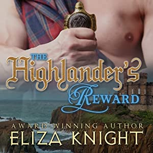 The Highlander's Reward Hörbuch