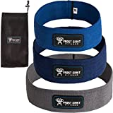 Frost Giant Fitness Hip Resistance Loop Bands (Blue, XL) For Sale