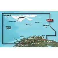GARMIN Garmin VEU054R - Vestfjd-Svalbard-Varanger - SD Card / 010-C0790-00 /