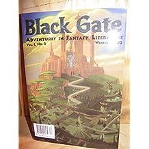 Black Gate: Adventures in Fantasy Literature, Issue 3 (Winter 2002)