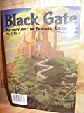 img - for Black Gate: Adventures in Fantasy Literature, Issue 3 (Winter 2002) book / textbook / text book