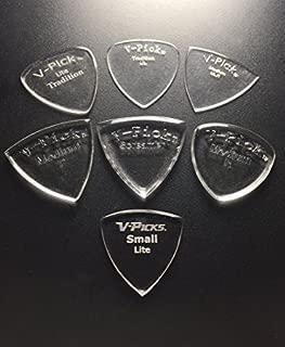 product image for V-Picks 7-Piece Starter Kit Variety Pack w/Bonus RIS Pick (x1) STRKT