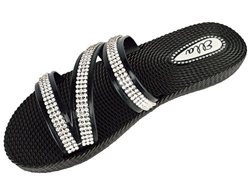 Ella - Zapatos con tacón Mujer Negro - negro