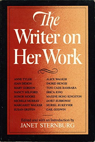 The Writer on Her Work, Volume I