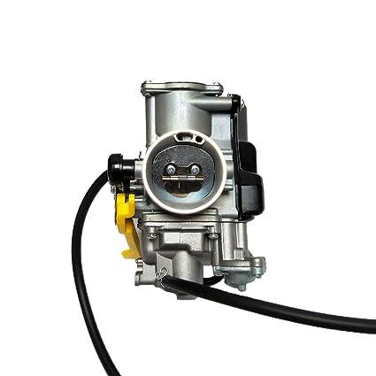 16100-HN1-A43 For 1999-2015 Honda TRX 400 Sportrax 400 Carburetor Carb Assembly