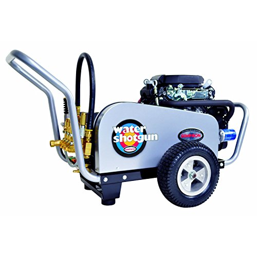 SIMPSON Cleaning WS5050H WaterShot Gas Pressure Washer Powered by Honda GX630, 5000 PSI 5.0 GPM