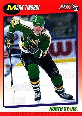 (CI) Mark Tinordi Hockey Card 1991-92 Score Canadian Bilingual 93 Mark  Tinordi e6717f198