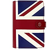 Filofax 2017 Original Organizer, Special Edition Union Jack Leather Design (C022502-17)