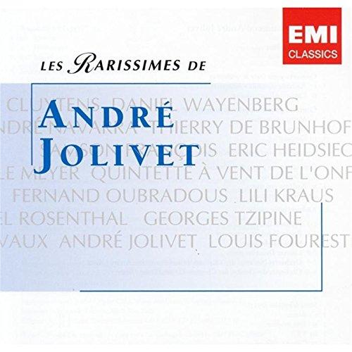 Rarities Fees free!! of Rapid rise Andre Jolivet - Flute #2 Trumpet Concerto