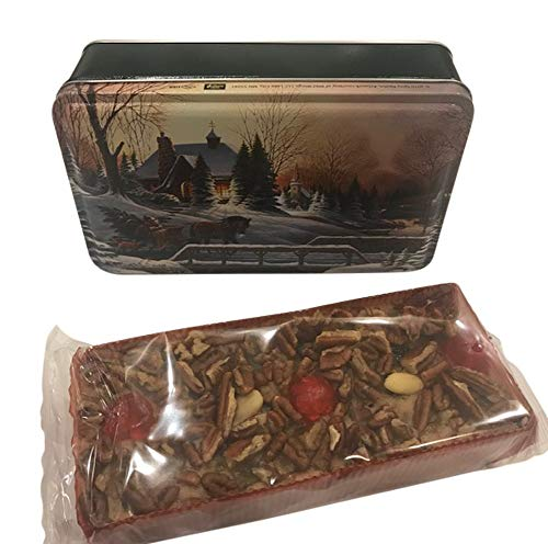 - Grandma's Famous Fruit and Nut Cake 1 Pound in Collectible Tin