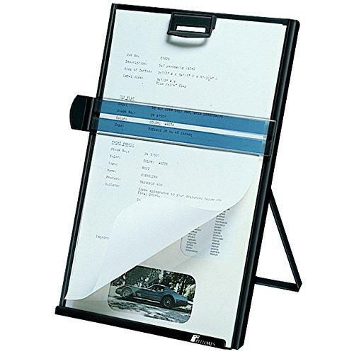 Fellowes Kopy-Aid Black Letter Copyholder (11053), Model: 11053, Office/School Supply Store