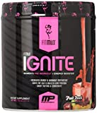 FitMiss Ignite Pre-Workout Supplement, Fruit Punch, 30 Servings
