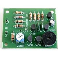 Low Battery Alarm Car 12VDC [ Assembled Kit ] board DIY [FA915]