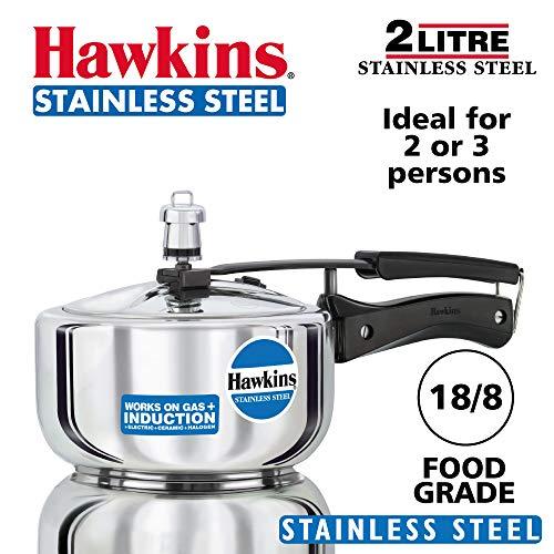 pressure cooker hawkins 2 liter - 9