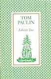 Liberty Tree, Paulin, Tom, 0571130259