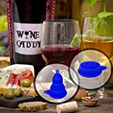 Wine Caddy Flasks 750ml Flexible Portable Travel to