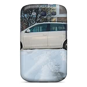 Awesome ZrMvQFh409HOXaL Kallard Defender Tpu Hard Case Cover For Galaxy S3- Snowy Vw