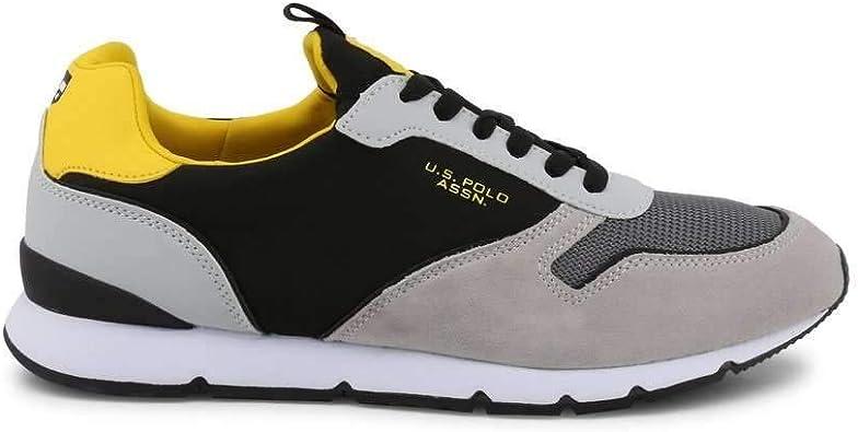 U.S. Polo Sneaker MAXIL4058S9_TS1 Hombre Color: Gris Talla: 40 ...