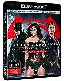 Batman V Superman: El Amanecer De La Justicia  Uhd+ Blu-Ray + Copia Digital [Blu-ray]