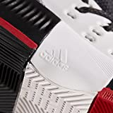 Galleon - Adidas D Lillard 3 J Black White Scarlet Gs Basketball 5 86c86ea14
