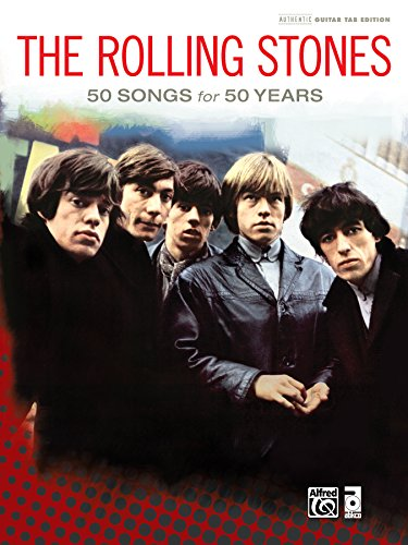 The Rolling Stones -- Best of the ABKCO Years: Authentic Guitar TAB, Hardcover Book (Authentic Guitar Tab Edition)