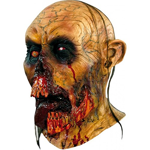 Zombie Tongue Mask (Monster Adult Halloween Mask)