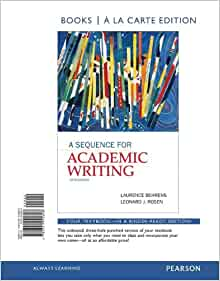 Number of subsequences of a sequence for academic writing