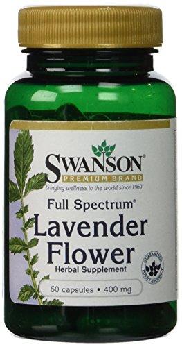 Full Spectrum Lavender Flower Caps