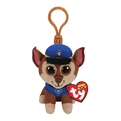 T&Y Ty Paw Patrol CHASE - Shepard dog clip: Toys & Games