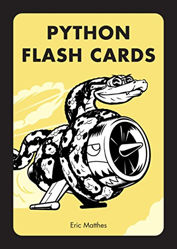 Python Card - Python Flash Cards: Syntax, Concepts, and Examples