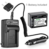 Kastar Battery BP-718 (1-Pack) and Charger for Canon - Best Reviews Guide