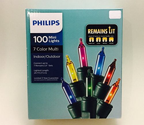 Philips Multi Lights Bulbs Remains