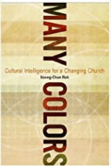 Many Colors: Cultural Intelligence for a Changing Church Paperback