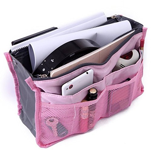 Jackie Handbag Organiser Organizer Cosmetic