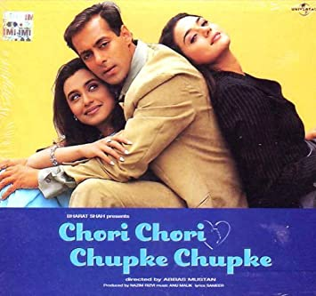 Download chori chori chupke chupke alka yagnik and babul supriyo.