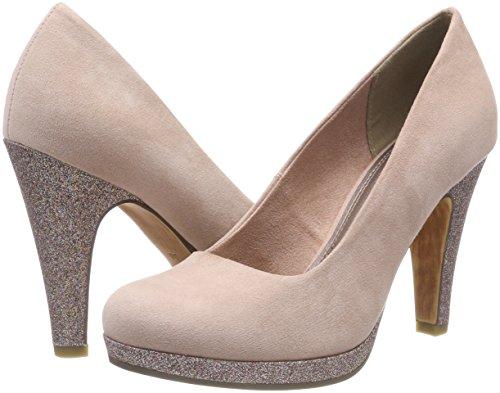 554 2 Tacón Marco De 22441 Mujer Para Rojo 2 rose Comb Zapatos 31 Tozzi 554 xXxqBpw