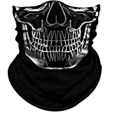 Obacle - Máscara para Motocicleta, protección contra el Sol, el Polvo, el Viento, Duradera, sin Costuras, para Hombre, Mujer, Ciclismo, Ciclismo, Ciclismo, Pesca, Caza, Festival, Muchos Patrones