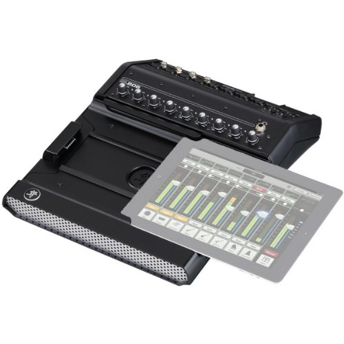 Mackie DL806L | 8-channel Digital Live Sound Mixer with i...
