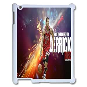 ZK-SXH - Derrick Rose Personalized Phone Case for iPad2,3,4,Derrick Rose Customized Cover Case