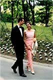 Vintage photo of The celebration of King Harald and Queen Sonja's 60th birthday. Princess Cristina of Spain together with I241;aki Urdangarin