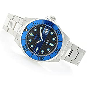 Invicta Men's Pro Diver Automatic Diving Watch with Stainless Steel Strap, Silver, 22 (Model: 23149)
