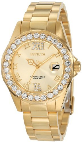 Review Invicta Women's 15252 Pro