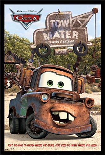 Trends International Cars Mater, 22.375