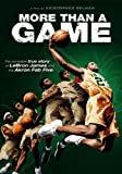 NEW More Than A Game (DVD)
