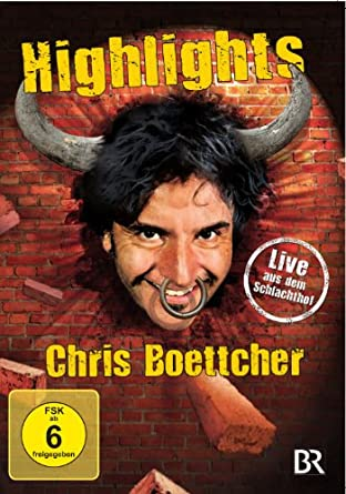 Chris Boettcher - Highlights (Live aus dem Schlachthof) von Chris Boettcher (2013) - Doppel-CD