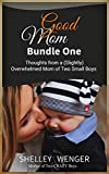 Good Mom Bundle One: Thoughts from a (Slightly) Overwhelmed Mom of Two Small Boys