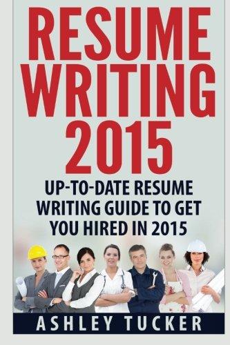 Resume Writing 2015 (Volume 1)